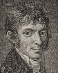 NN efter C.A. Lorentzen: Heinrich Steffens, udsnit