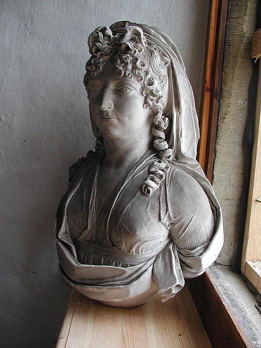 G.D. Gianelli: Louise Augusta, 1797