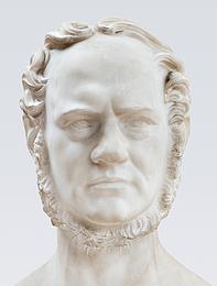 H.W. Bissen: Carl Ploug, 1857