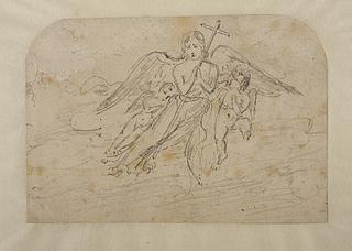 Tre svævende engle