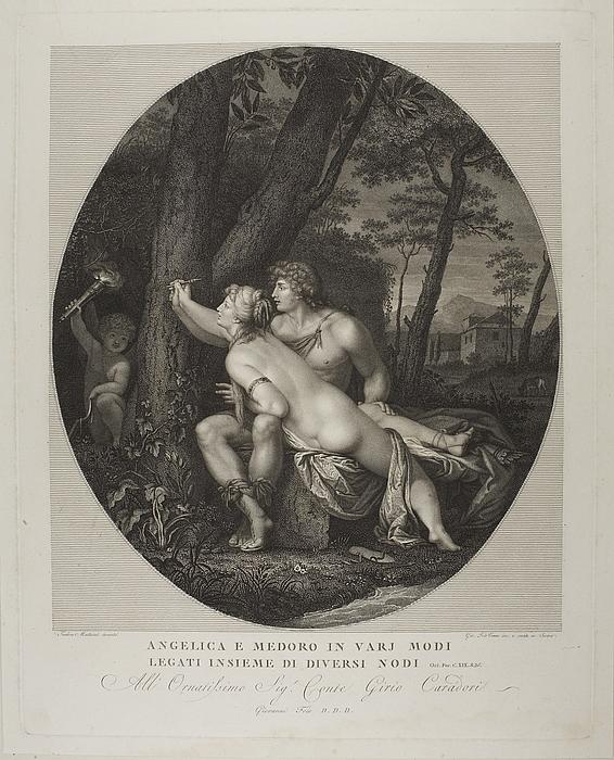 Angelica og Medor