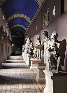 Nordre korridor stuen. Foto Anders Sune Berg 2011