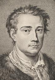 J.F. Clemens efter Peder Als: Portræt af Johan Mandelberg