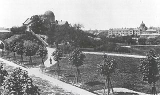 Botanisk Have med Observatoriet - Public domain