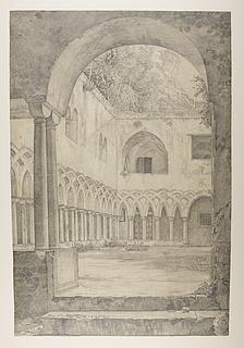 Franciscanerklosteret ved Amalfi