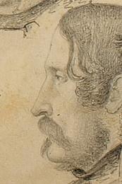 Ditlev Conrad Blunck på Rota 1838