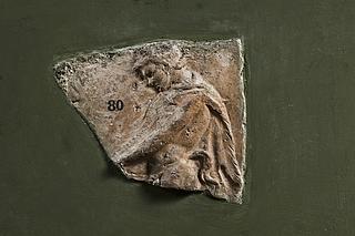 Campanarelief med satyr. Romersk