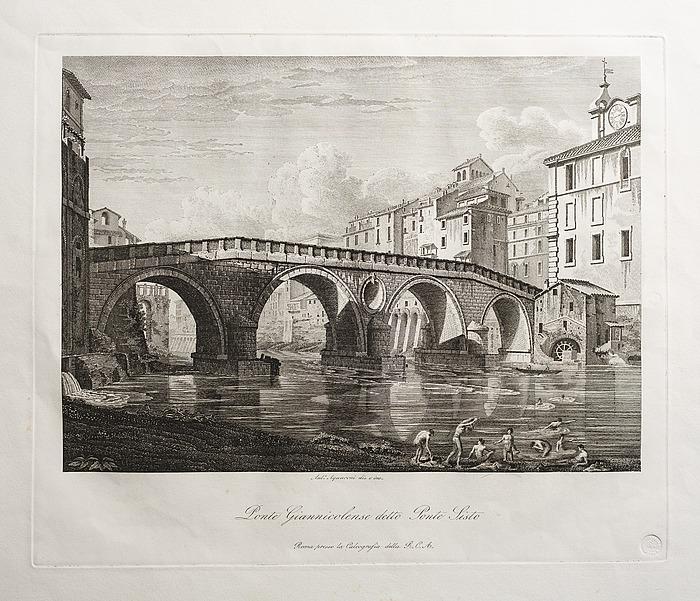 Ponte Giannicolense detto Ponte Sisto
