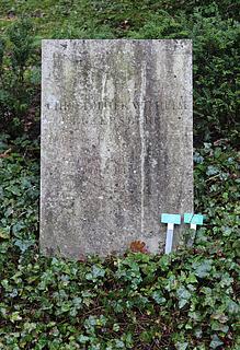 C.W. Eckersbergs gravmæle på Assistens Kirkegård