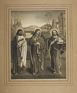 Bartholomæus, Johannes og Johannes Døberen