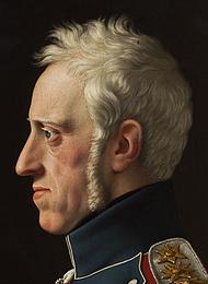 Portræt af Frederik 6