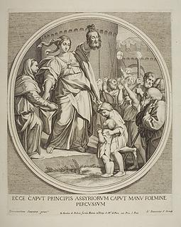 Judit med Holofernes' hoved