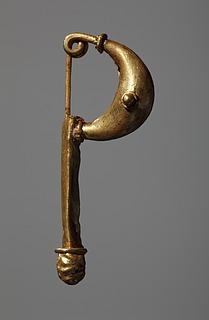 Fibel. Etruskisk