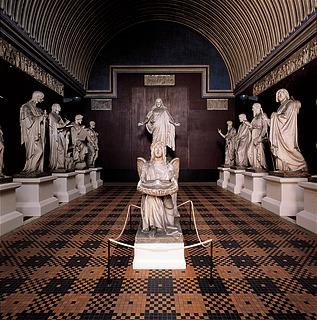 Kristussalen - Copyright tilhører Thorvaldsens Museum