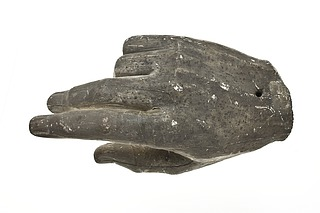 Barberini faunen (højre hånd)