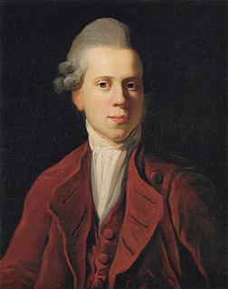 Jens Juel, Nicolai Abildgaard, 1772, Det Nationalhistoriske Museum på Frederiksborg Slot
