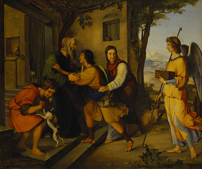 Tobias' hjemkomst