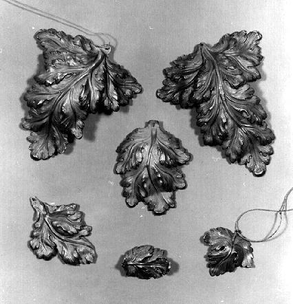 Christian 8.s bronzestel, figenblade