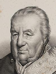 NN efter J.V. Gertner: Paul Christian Stemann, 1869, udsnit