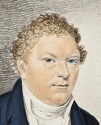 Ubekendt kunstner: Niels Schønberg Kurtzhals, formodentlig 1790'erne