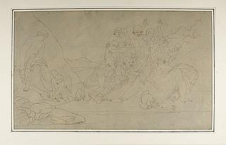 Perseus og Andromeda blandt ætioperne