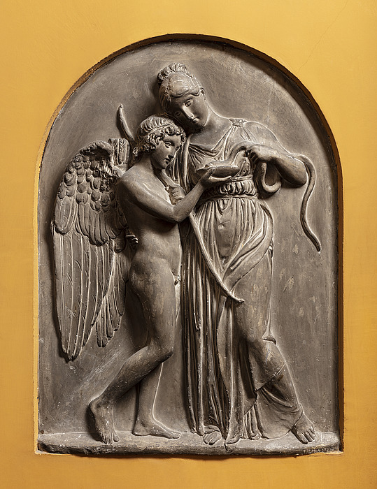 Amor og Hygieia