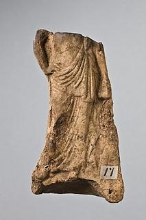 Statuette af en mand. Græsk-romersk