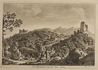 Lichtenstein von der Ost-Seite