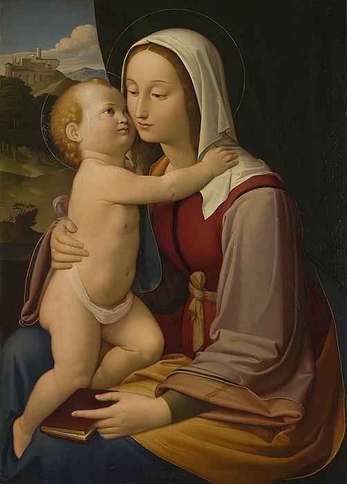 Madonna med barnet