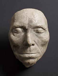 Jacob Baden, dødsmaske