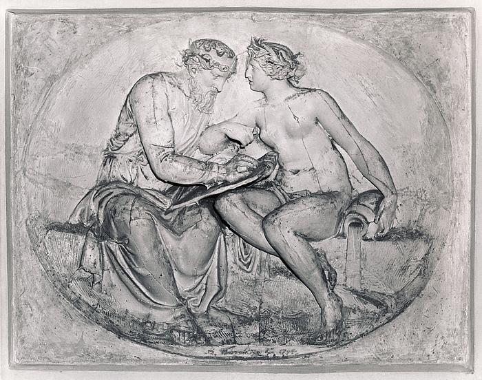 Numa Pompilius og Egeria