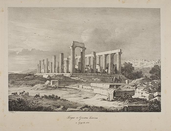 Juno Lucina templet