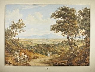 Campagnen set mod Aniofloden og Sabinerbjergene