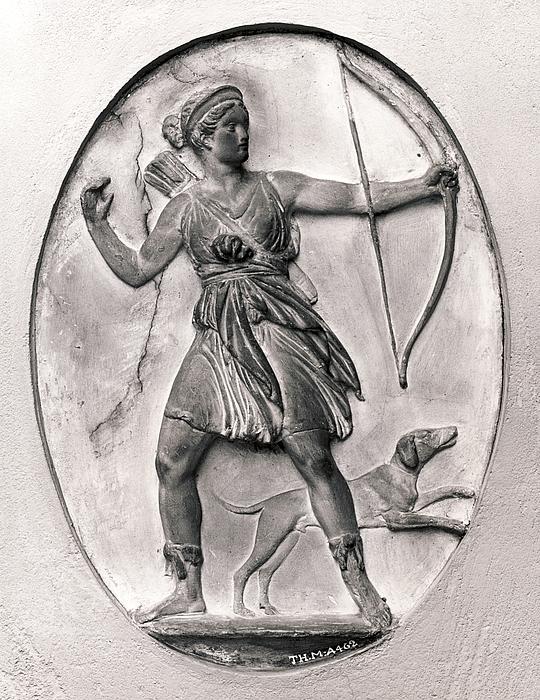 Diana dræber Orion