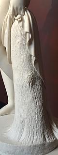 Thorvaldsen, Venus med æblet, marmor, Thorvaldsens Museum, beskåret