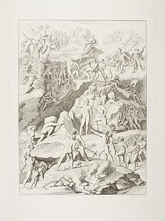 Titanernes kamp med Kroniderne