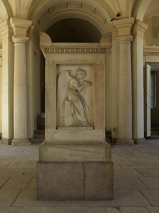 Gravmæle over Anna Maria Porro Serbelloni