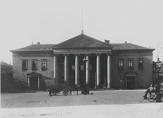 C. F. Hansen: Københavns Råd- og Domhus - Public domain