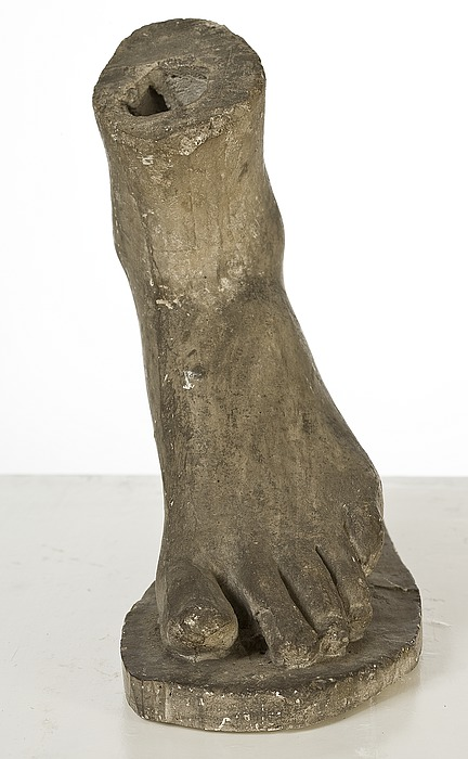 A venstre fod