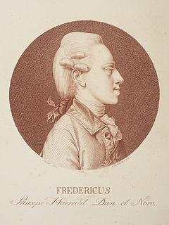 Frederik (6.) som arveprins