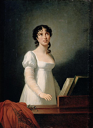 Louise Élisabeth Vigée Le Brun. Angelica Catalani, 1806