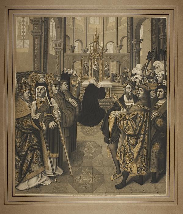 Sankt Bernhard i domkirken i Speyer