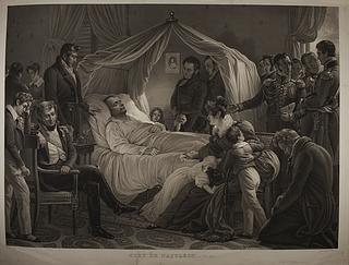 Napoleons død
