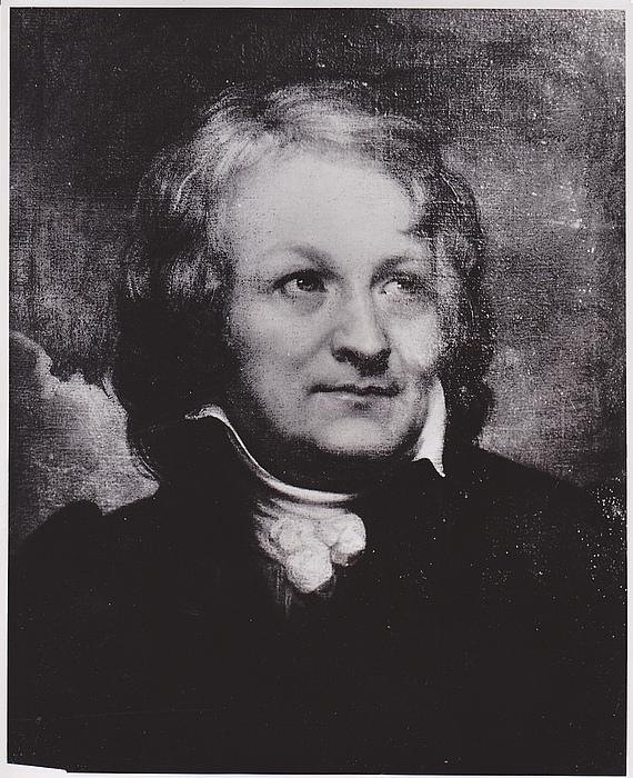 Rembrandt Peale, Portræt af Thorvaldsen, 1829-30