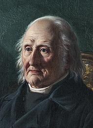 Wilhelm Marstrand: Dobbeltportræt af C.F. Hage og hans hustru Arnette f. Just, detalje