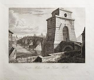 Ponte Milvio detto Ponte Molle