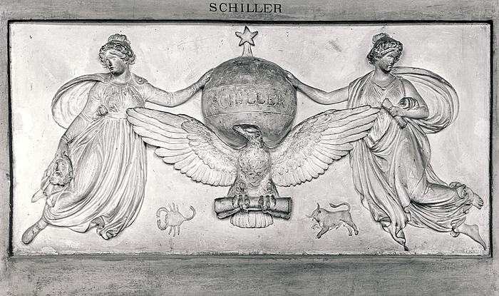 Friedrich Schillers apoteose