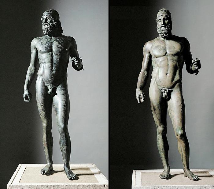 Riace-statuerne