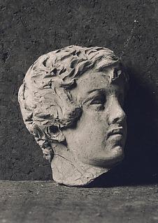 Hovedet af Holger Stampe