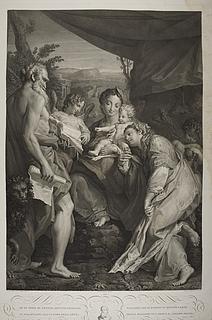 Sankt Hieronymus' Madonna ( Il Giorno )